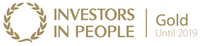 Investors in People Gold Award - Advantage Accreditation