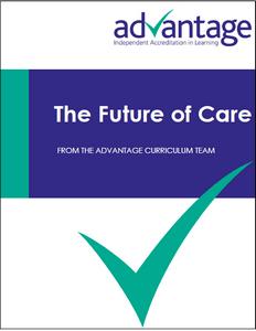 The Future of Care - Advantage Accreditation