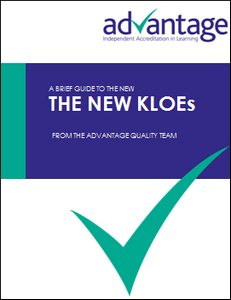The new KLOES - Advantage Accreditation