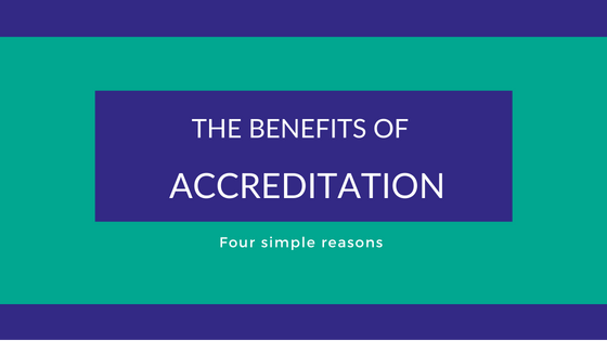 Benefits of training accreditation - Advantage Accreditation