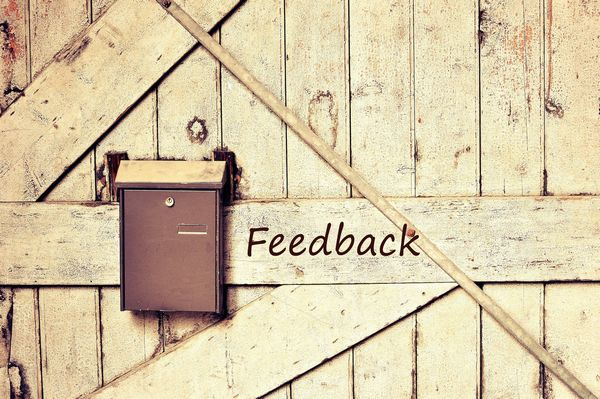 Feedback - Advantage Accreditation